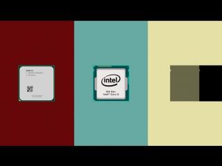 ЛУЧШИЕ ИГРОВЫЕ ПРОЦЕССОРЫ Intel и AMD