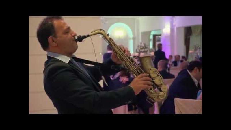 Florin Tarata la saxofon - Doamne ocroteste-i pe romani