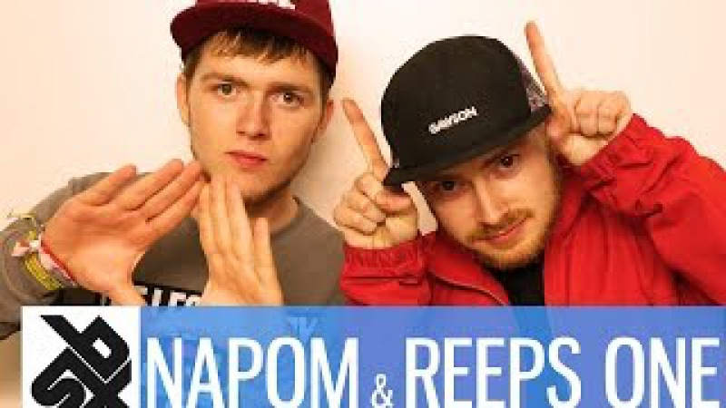 REEPS ONE NAPOM | Ultimate Dip