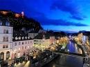 Check this amazing timelapse of Ljubljana city Slovenia