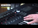 Yamaha MONTAGE Keyboard Synthesiser First Play Demo
