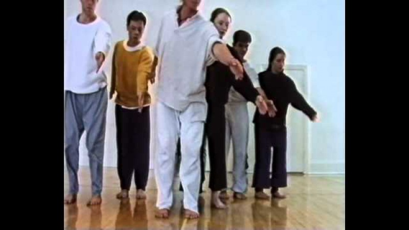 Trisha Brown M.O. (1996) - Choreography to Bachs Musical Offering (13)