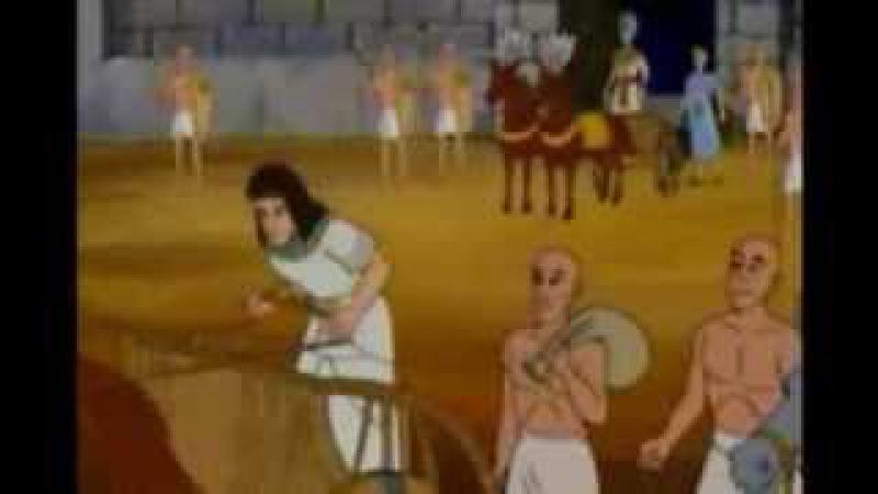 История пророка Юсуфа (мир ему) Мультфильм для детей 1 и 2 серии