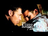 Klaus + Elijah I Hold My Hand