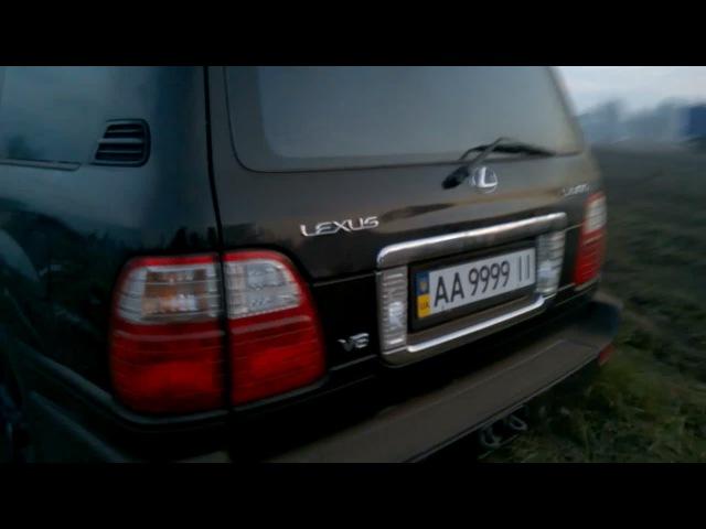 Lexus 9999. Село Обище (обищенский клондайк).