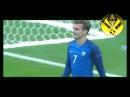 Гризман попадает в штангу Франция Румыния ЕВРО 2016