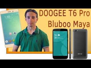 Обзор новинок DOOGEE T6 Pro и Bluboo Maya