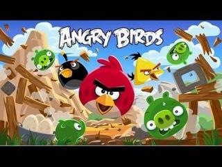 Angry Birds 2 Мультик Игра прохождение для детей Энгри Бёрдс HD 2016