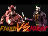 The Flash vs Joker Battle! Injustice - Gods Among! Video 2016 | Video games