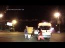Лунтик, губка Боб, Микки Маус и белка избили в Челябинске водителя