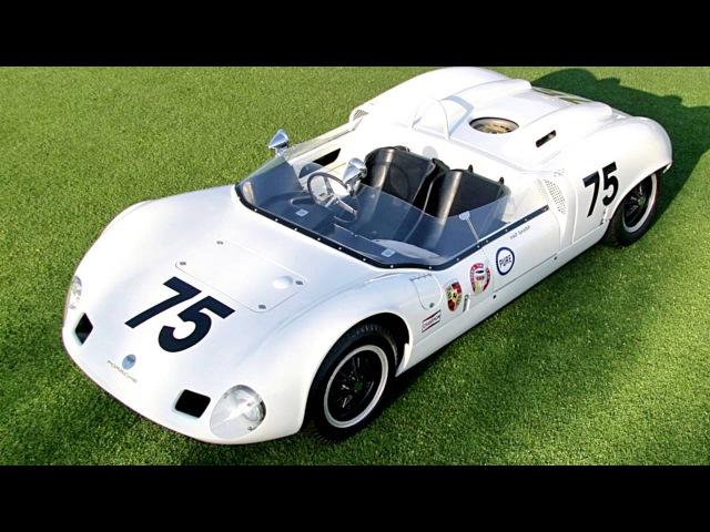 Elva Porsche MkVII '196365