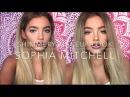 ПОВСЕДНЕВНЫЙ МАКИЯЖ ОТ СОФИ Shimmery Make Up Look/Tutorial | Sophia Mitchell