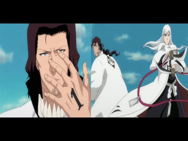 Coyote Starrk vs Shunsui Kyoraku and Jushiro Ukitake [Full Fight] | English Sub » Freewka.com - Смотреть онлайн в хорощем качестве