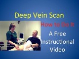 The Deep Veins Of The Lower Limb: How to Scan - Free Instructional Video