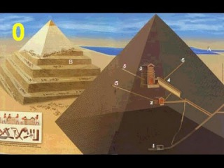 Пирамиды древнего Египта. Тайна реального предназначения пирамид.