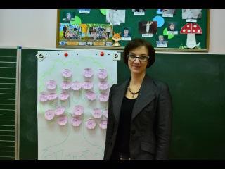 Дерево РОДУ. Урок-зустріч з письменницею Іриною Мацко. (CW №9)