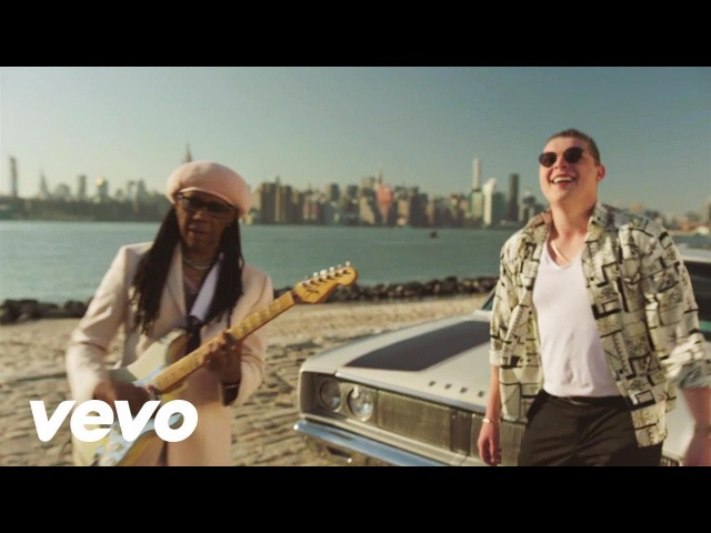 Sigala - Give Me Your Love ft. John Newman, Nile Rodgers (Official Music Video)