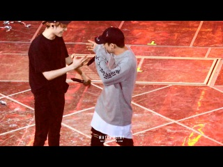 160806 JYPN - 춤친구 유겸이와 함께하는 HANDS UP (GOT7 JB) ЮгБомы