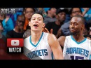 Jeremy Lin Full Highlights vs Raptors (2015.12.17) - 35 Pts, LINSANITY!