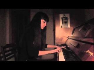 Batman The animated series (Бэтмен) - Opening (piano cover by Diana Vasilyan)