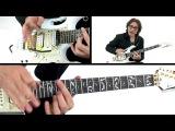 Steve Vai Guitar Lesson - For The Love of God - Alien Guitar Secrets Passion &amp Warfare