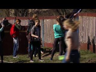 Аллея из красных дубов появилась в 6 школе