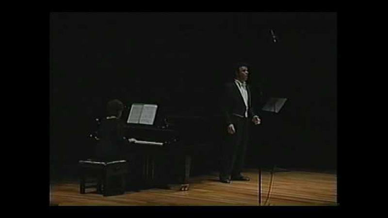 Manuel M. Ponce - A la orilla de un palmar (Silvia Navarrete, Fernando de la Mora)