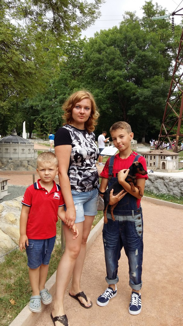 Екатерина Шатохина, Старый Оскол - фото №1