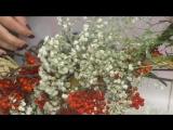 Совместный фотопроект Флора студии Людмилы Завадской и фотохудожником FotoArt studio Ксении Смирновой