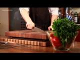 Как правильно держать нож и  научиться быстро резать.