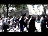 """Нацисты в Киеве скандируют """"Зиг хайль-Рудольф Гесс-Гитлерюгенд-СС"""""""