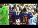 Барселона 1:0 Хетафе. Родригес (автогол). 8 минута