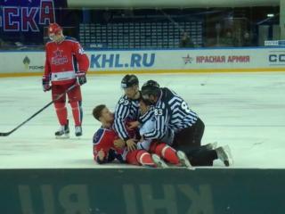 Любимов vs Перкович. ЦСКА-Медвешчак, 21.11.2015