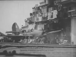 Неудачные посадки самолетов на авианосцы