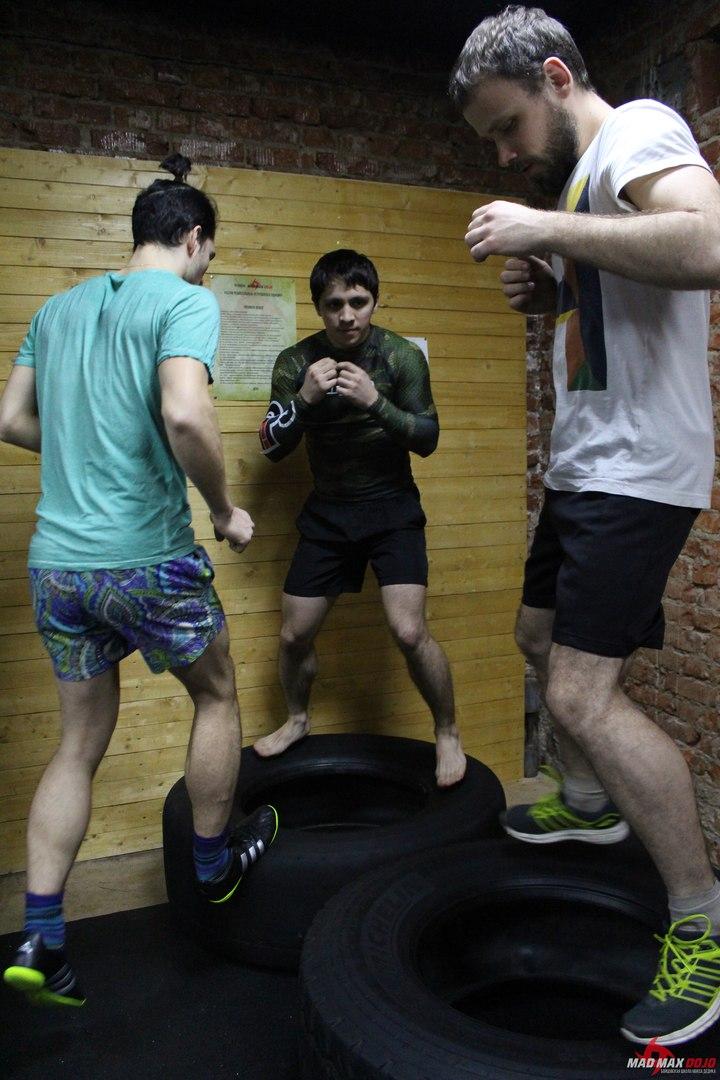 Функциональный тренинг с Максом Дедиком