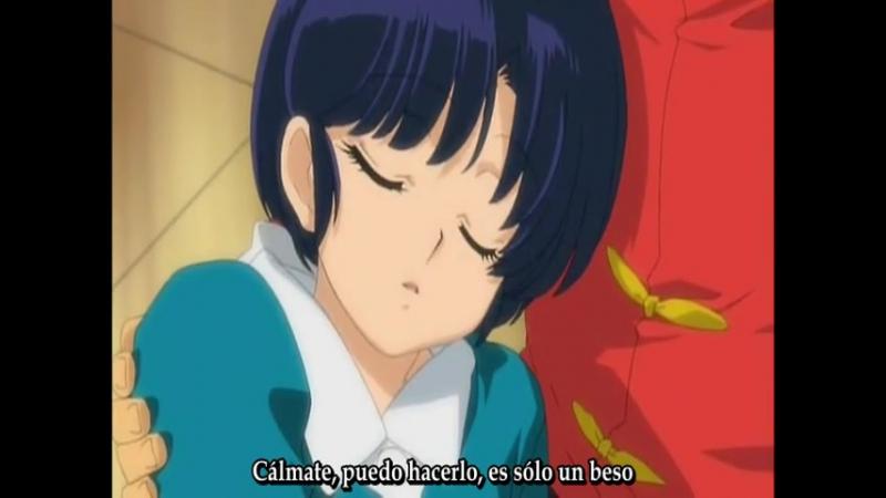 OVA de Ranma 1/2 Capítulo 13: ¡Pesadilla! El incienso del sueño primaveral (Sub. Español) (18)