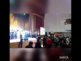 Əдемі -ай дуэті   #концерт#студенттеркүні