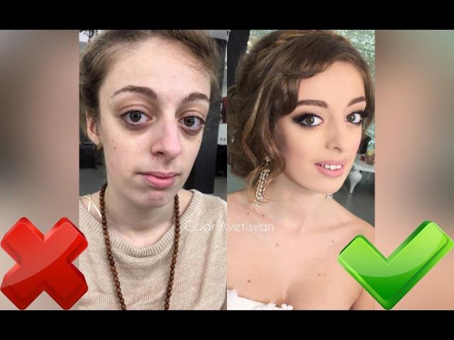 Top 50 Amazing Makeup Transformations! Goar Avetisyan The Power of Makeup