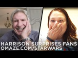Harrison Ford Surprises Star Wars Fans with Big News for Charity