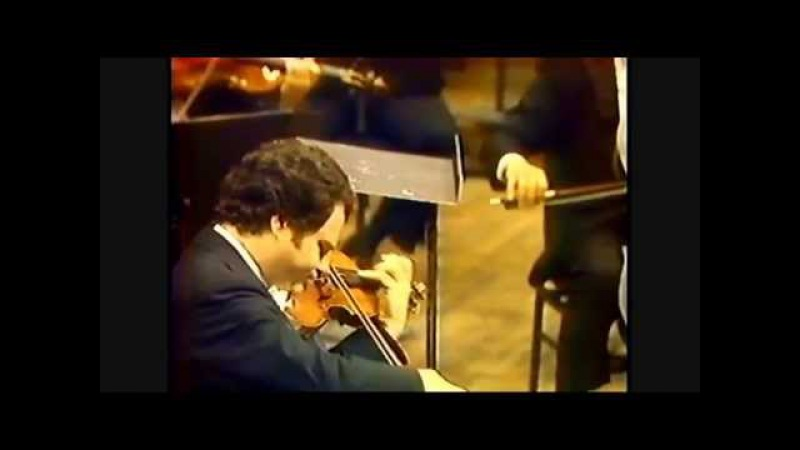 NEW 1986 ITZHAK PERLMAN NYPH Z MEHTA dir SAINT SAëNS INTRODUCTION AND RONDO CAPRICCIOSO LIVE