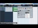 Уроки Cubase PRO. Изменение высоты тона аудио ч1 (Pitch Shift p1) (Cubase Tutorial PRO 11)