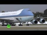 Прибытие Барака Обамы в Гавану – первый за 88 лет визит президента США на Кубу