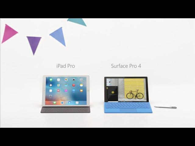 Microsoft в новій рекламі висміяла заяву Apple про те, що iPad Pro може замінити комп'ютер