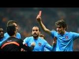 Salih Dursun funny red card