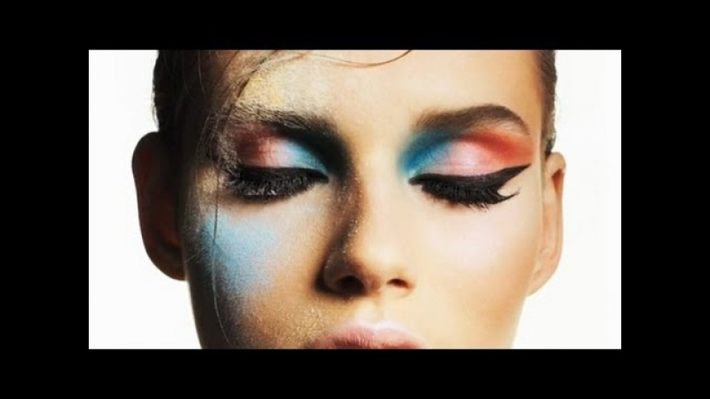 Lisa Eldridge - Beauty shoot for Vogue