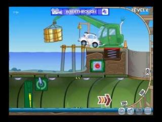 Игра Машинка Вилли 1: Ралли (Wheely 1)