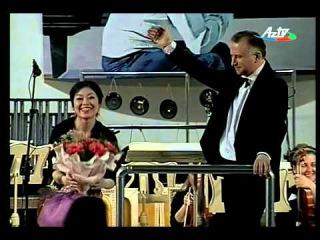 Арнольд Шёнберг - Струнный квартет № 2 для сопрано и срунного оркестра (II)