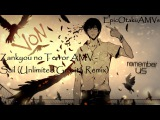 Zankyou no Terror AMV - Sail (Unlimited Gravity Remix)