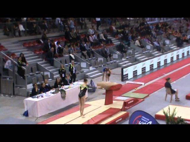 KRYSTINA SANKOVA SAUT TOP 12 2015