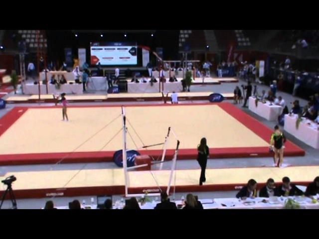 KRYSTINA SANKOVA BARRES TOP12 2015